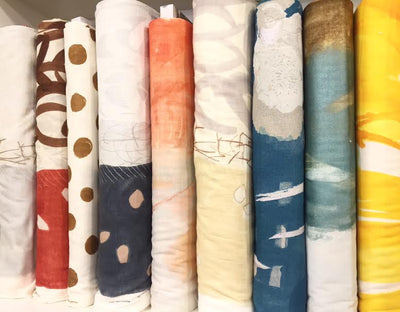 Nani IRO 2016 Double Gauze Available Now – Beautiful Japanese Fabric