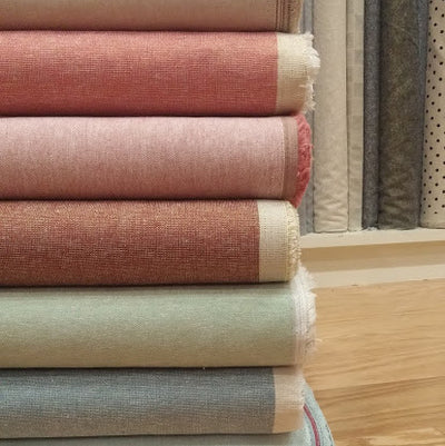 Essex Linen-Cotton Blends