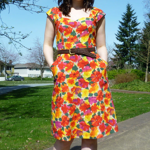The Cambie Dress from Sewaholic