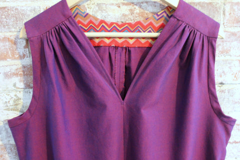 The Endless Summer Tunic Sewing Pattern