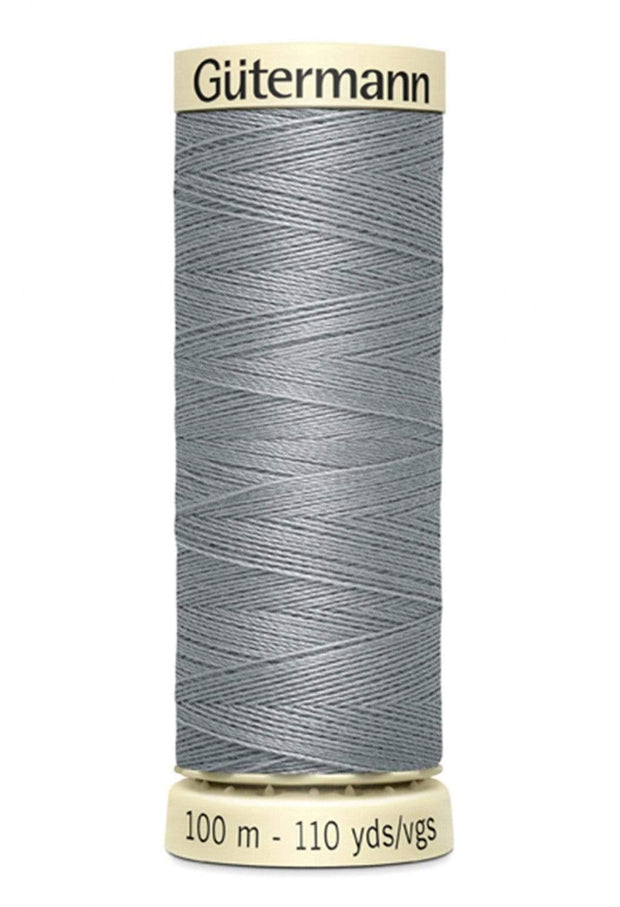 110 Slate ~ Sew-All Gutermann Polyester Thread ~ 100 Meters