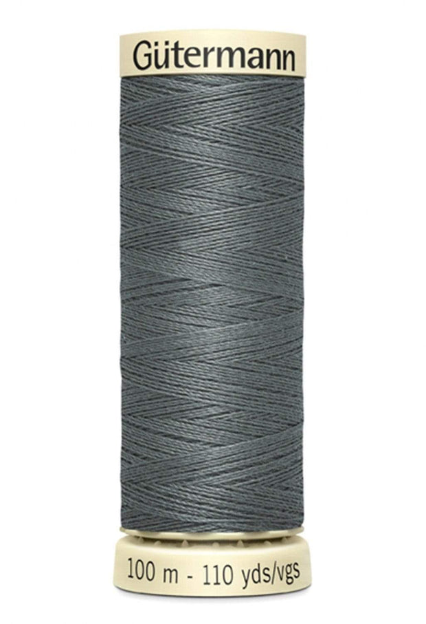 115 Rail Gray ~ Sew-All Gutermann Polyester Thread ~ 100 Meters