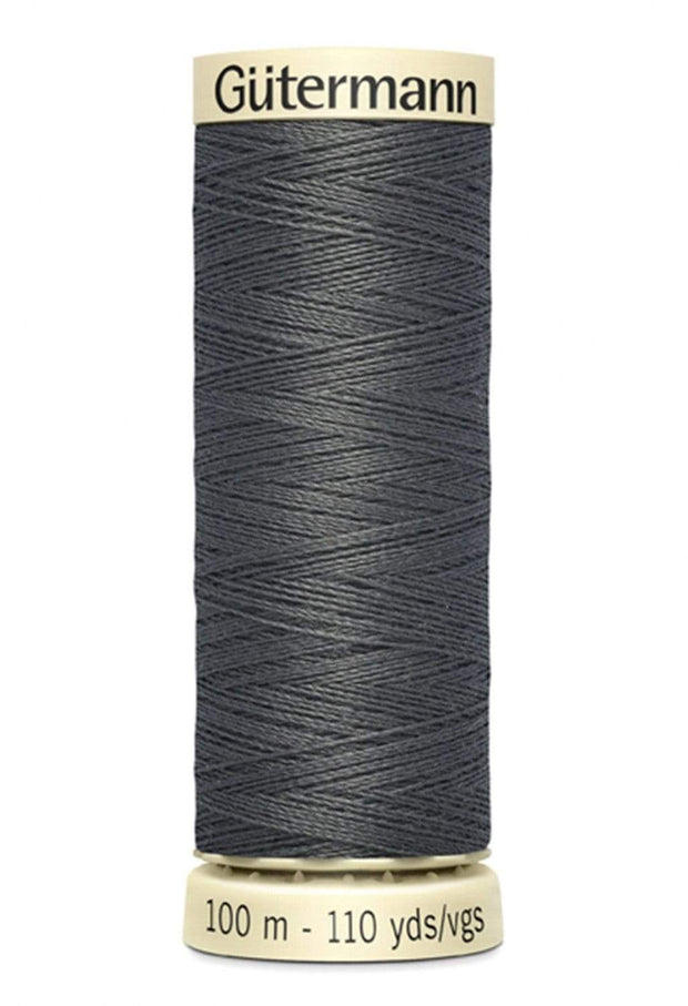 116 Smoke ~ Sew-All Gutermann Polyester Thread ~ 100 Meters