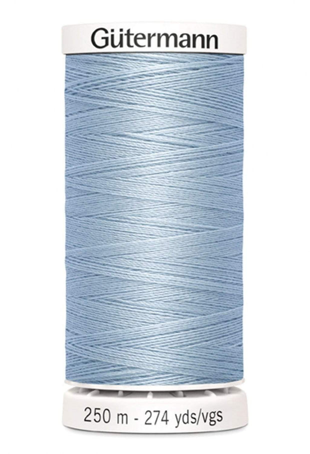 220 Blue Dawn ~ Sew-All Gutermann Polyester Thread ~ 250 Meters