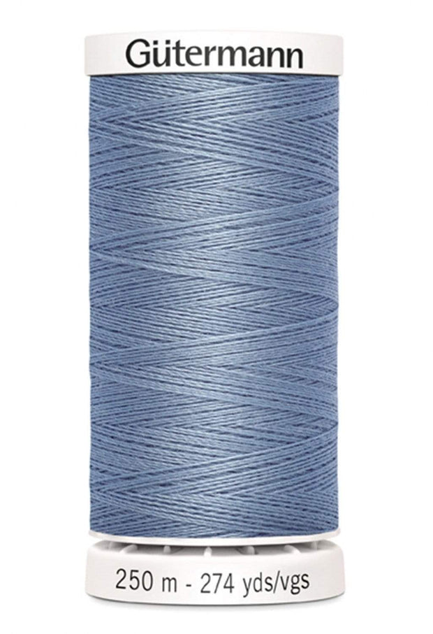 224 Tile Blue ~ Sew-All Gutermann Polyester Thread ~ 250 Meters