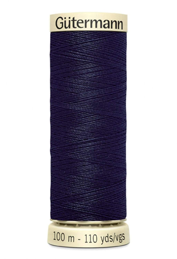 278 Midnight ~ Sew-All Gutermann Polyester Thread ~ 100 Meters