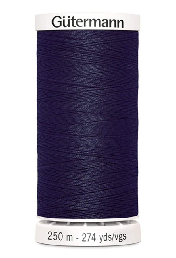 278 Midnight ~ Sew-All Gutermann Polyester Thread ~ 250 Meters