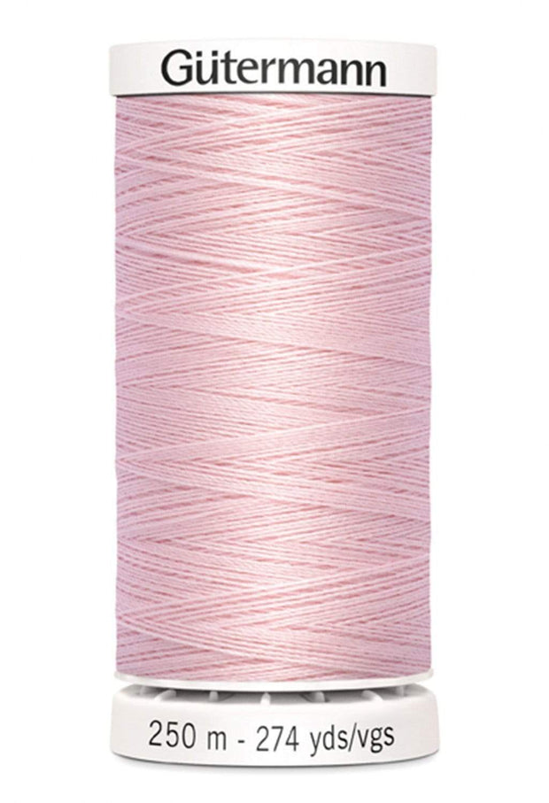 305 Petal Pink ~ Sew-All Gutermann Polyester Thread ~ 250 Meters