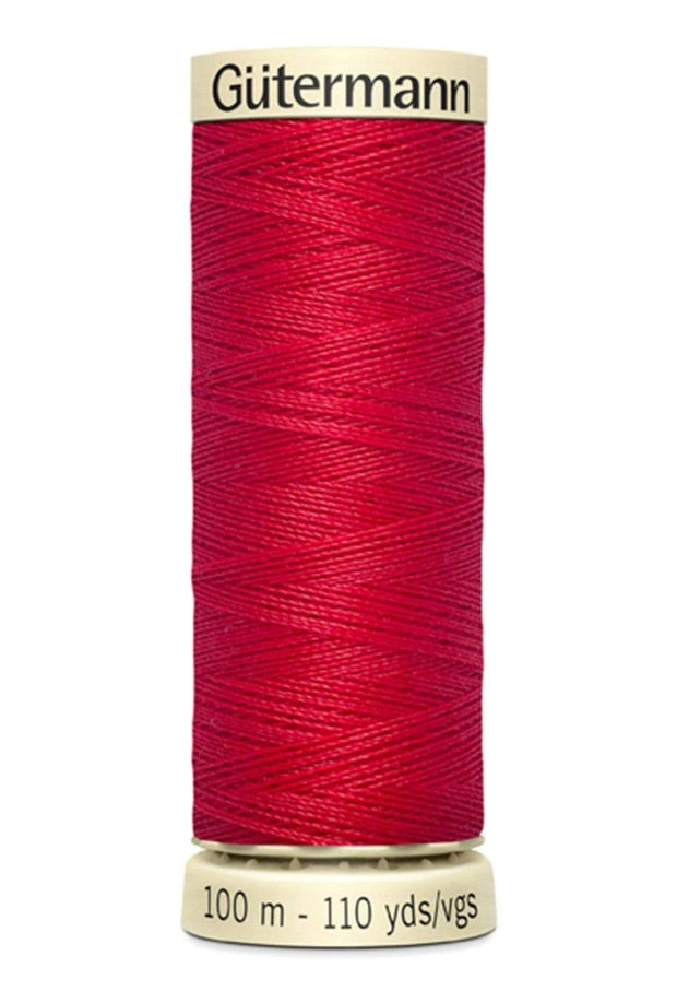 410 Scarlet ~ Sew-All Gutermann Polyester Thread ~ 100 Meters