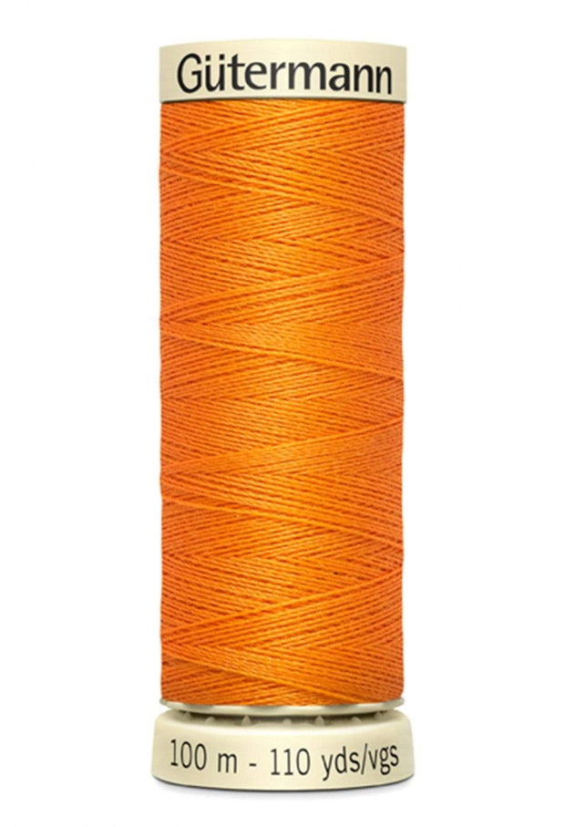 462 Tangerine ~ Sew-All Gutermann Polyester Thread ~ 100 Meters