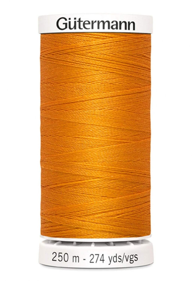 462 Tangerine ~ Sew-All Gutermann Polyester Thread ~ 250 Meters