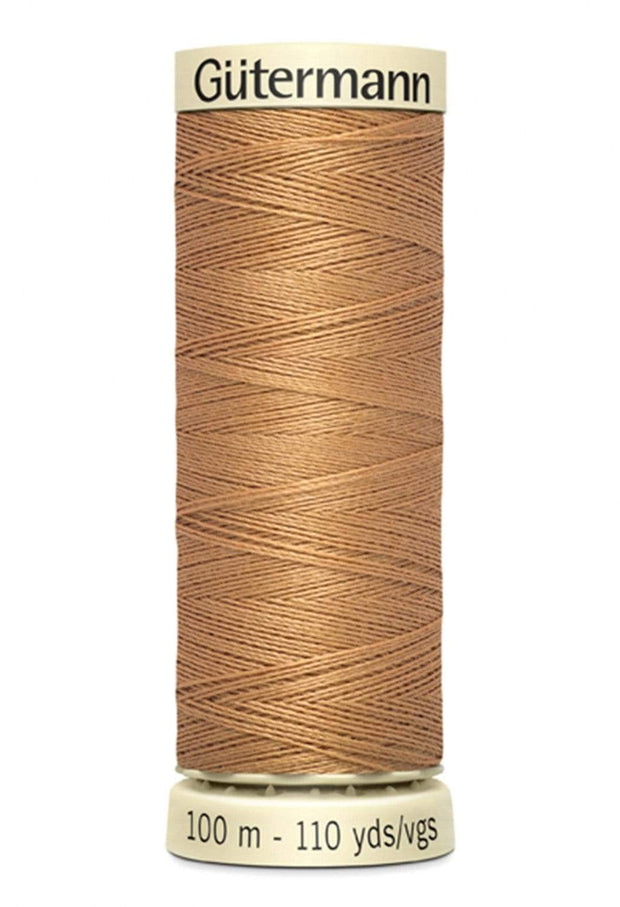 504 Cashmere ~ Sew-All Gutermann Polyester Thread ~ 100 Meters