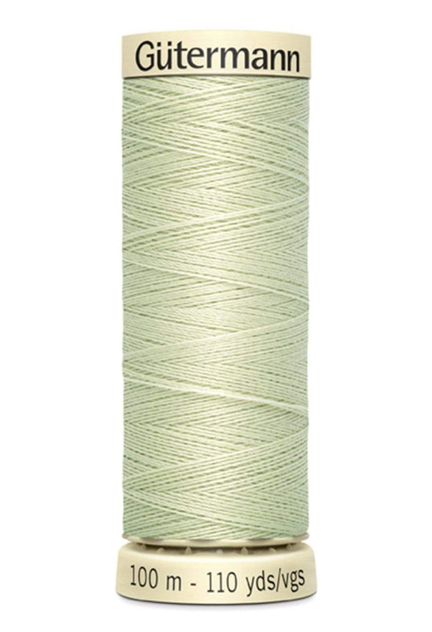 521 Nutria ~ Sew-All Gutermann Polyester Thread ~ 100 Meters