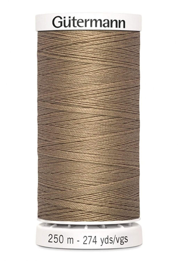 536 Tan ~ Sew-All Gutermann Polyester Thread ~ 250 Meters