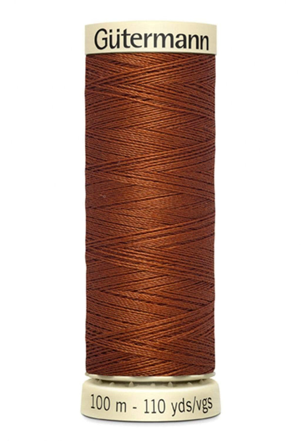 566 Maple Sugar ~ Sew-All Gutermann Polyester Thread ~ 100 Meters