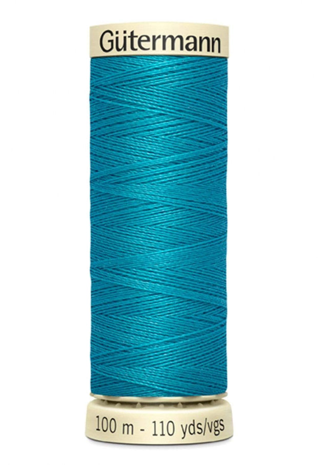 616 Orien Blue ~ Sew-All Gutermann Polyester Thread ~ 100 Meters