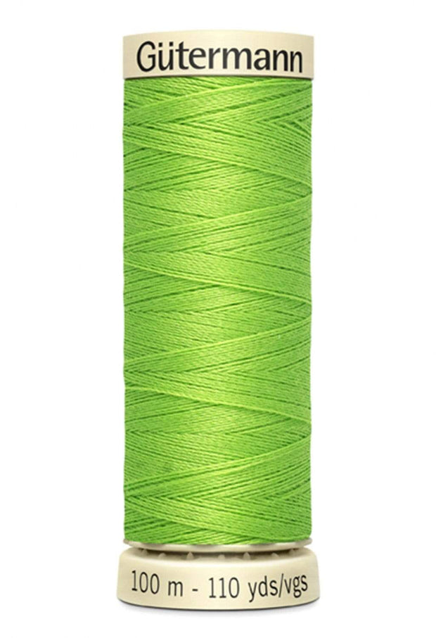 716 Spring Green ~ Sew-All Gutermann Polyester Thread ~ 100 Meters