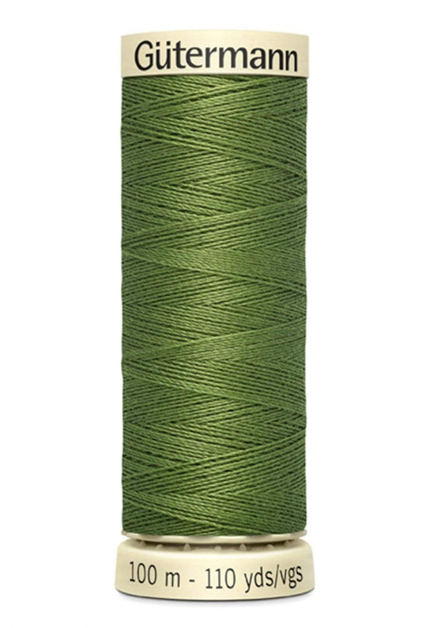776 Moss Green ~ Sew-All Gutermann Polyester Thread ~ 100 Meters