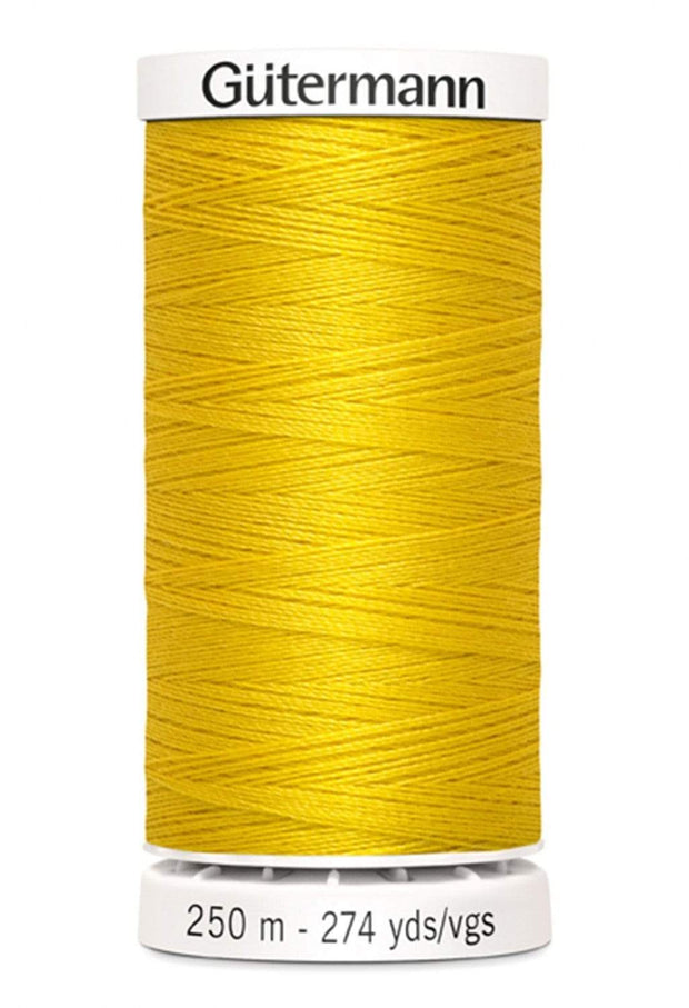 850 Goldenrod ~ Sew-All Gutermann Polyester Thread ~ 250 Meters