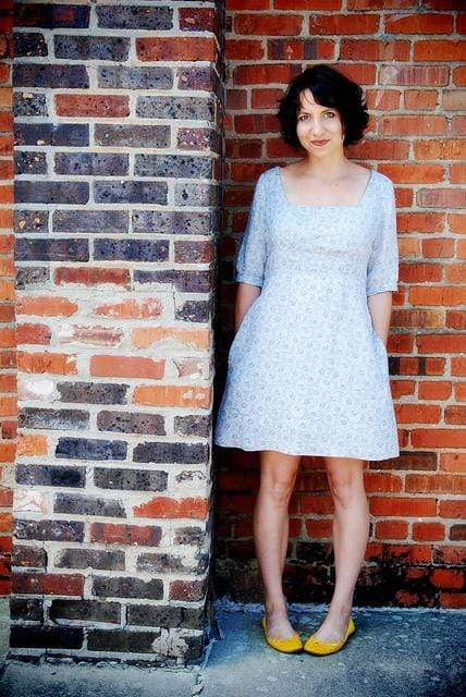 Ashland Dress, Sew Liberated