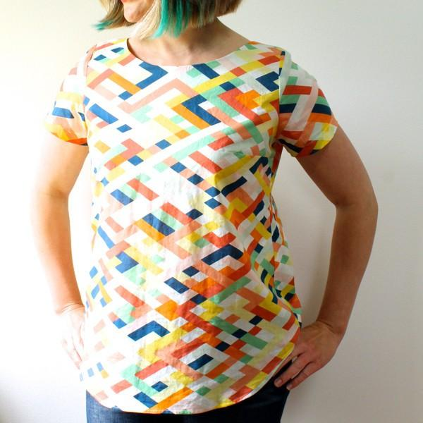 Beatrix Top, Made by Rae
