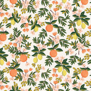 Citrus Floral in Cream ~ Primavera by Rifle Paper Co.