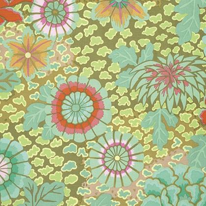 Dream in Moss, by Kaffe Fassett from the Kaffe Collective