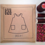 Dress No. 1, 100 Acts of Sewing