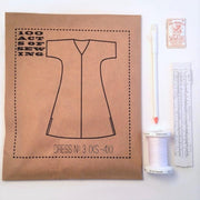 Dress No. 3, 100 Acts of Sewing