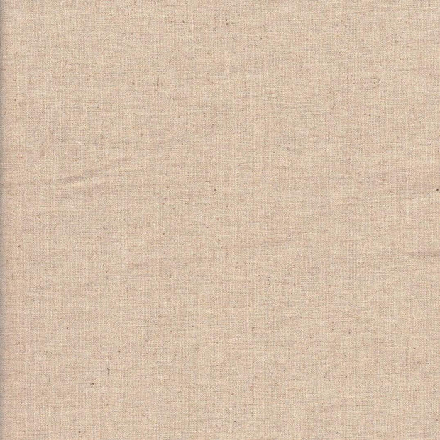 Essex Linen Cotton Blend Solid in Natural