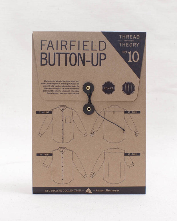 Fairfield Button-up Shirt - Thread Theory