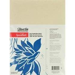 Fine Printmaking Paper, 25 Sheets