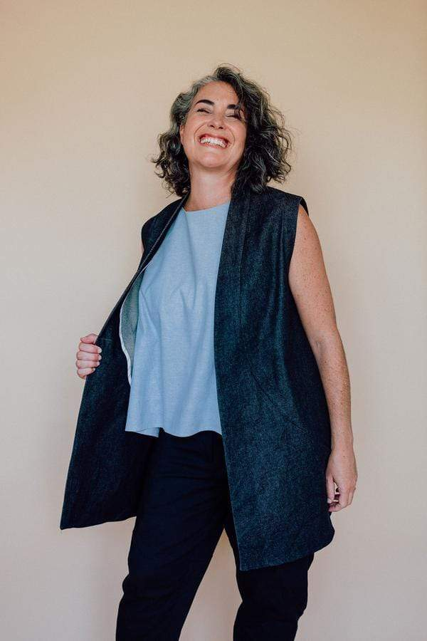 Flynn Jacket, In the Folds Sewing Patterns