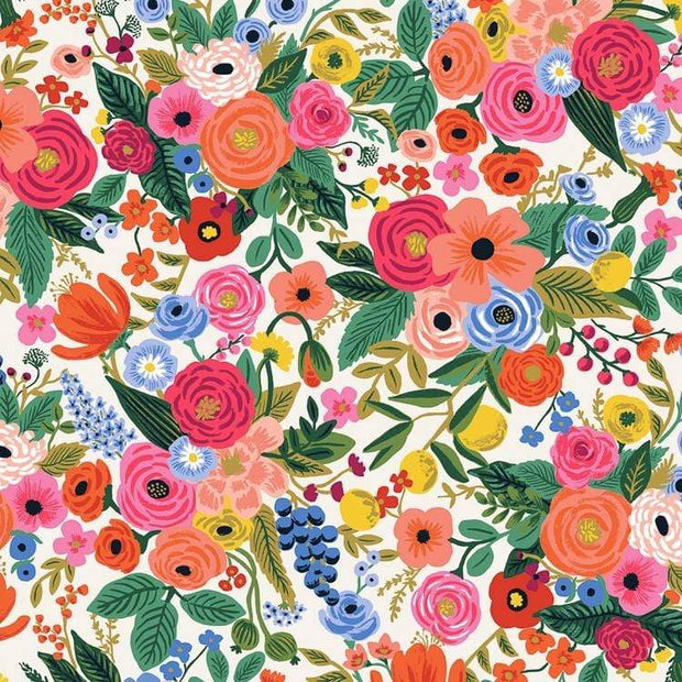 Garden Party in Cream - Wildwood by Rifle Paper Co.