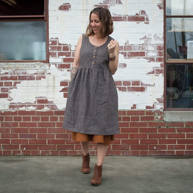 Hinterland Dress, Sew Liberated