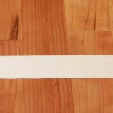Ivory Cotton Ribbon with Satin Finish