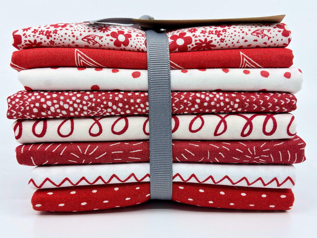 Love This! - 8 Fat Quarter Bundle