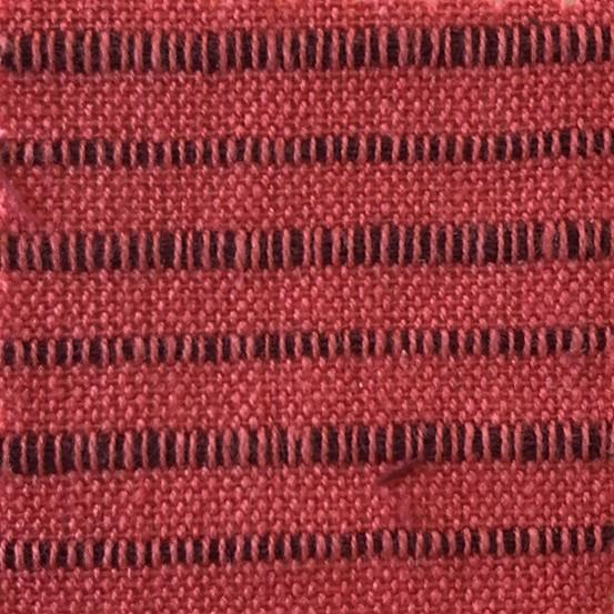 Mariner Cloth Woven in Salmon - by Alison Glass for Andover