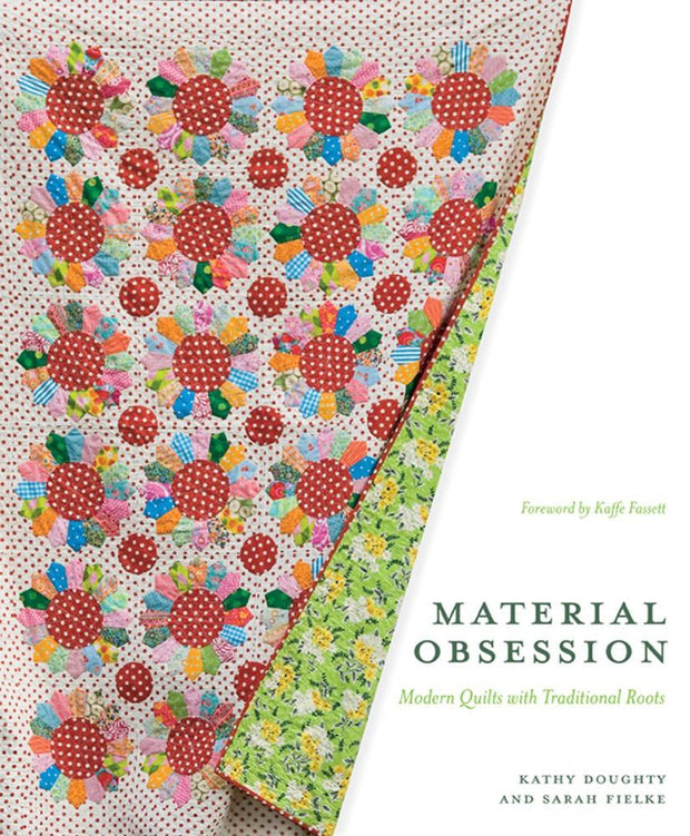 Material Obsession by Sarah Fielke and Kathy Doughty