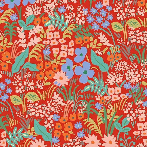 Meadow in Red - Meadow by Rifle Paper Co.