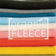 Organic Cotton Fleece, Dark Shroom, Fleece Mod Basics