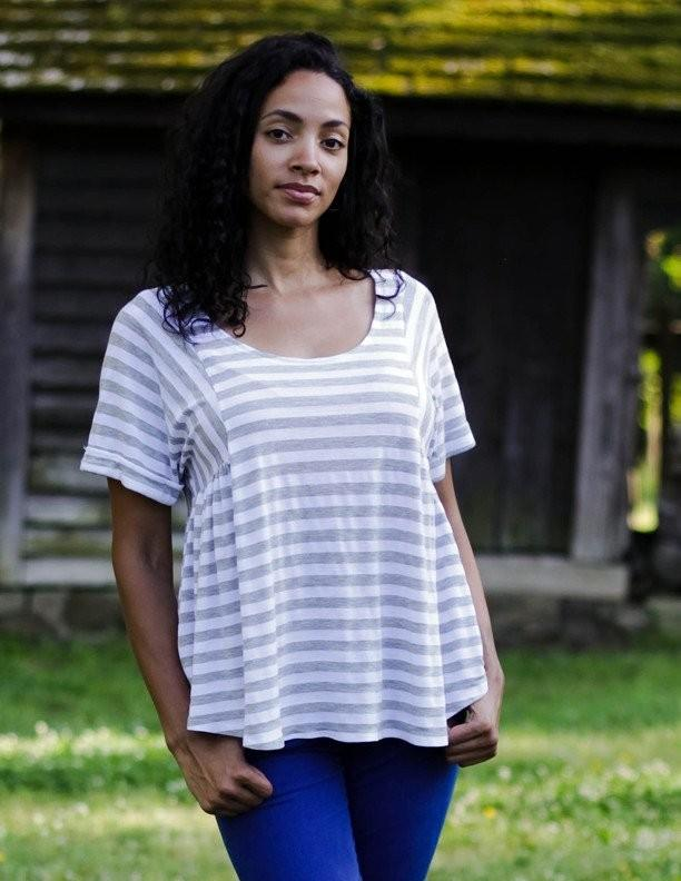 Paloma Top, Tunic, or Dress, Sew Liberated