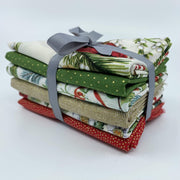 Poinsettia Fat Quarter Bundle