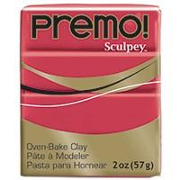 Pomegranate Premo Modeling Clay, 2 oz