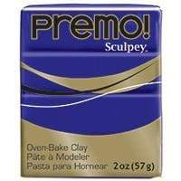 Purple Premo Modeling Clay, 2 oz