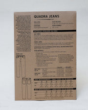 Quadra Jeans - Thread Theory