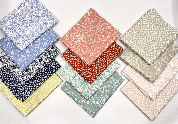 Rifle Paper Co - Basics - Fat Quarter Bundle