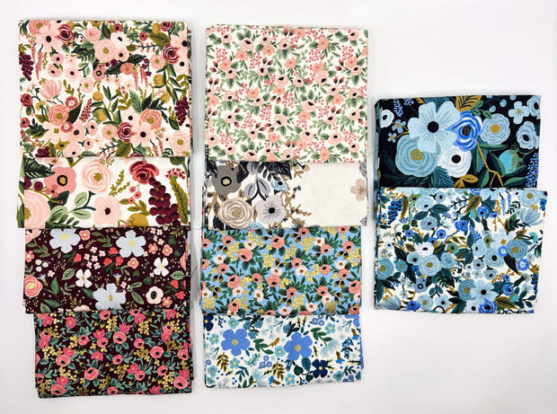 Rifle Paper Co. - Garden Party - Fat Quarter Pack