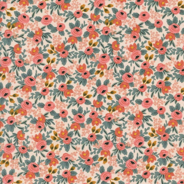 Rosa in Peach ~ Les Fleurs by Rifle Paper Co.