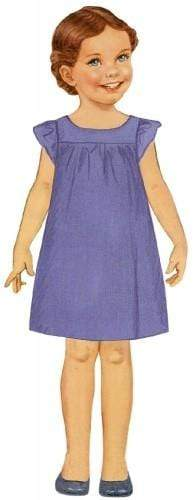 Rosamee Child's Dress, Citronille